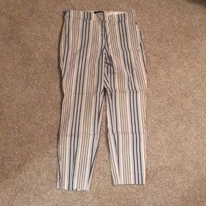 Express ankle mid rise pant
